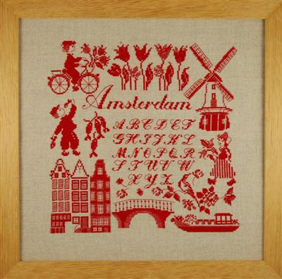Amsterdam - diagramme