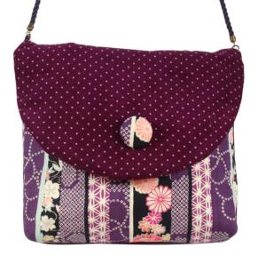 Kit Sac velours YASUKO